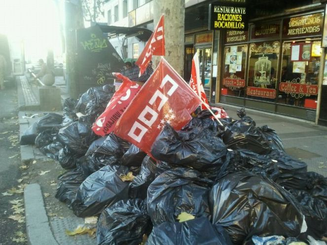 Basura sindical